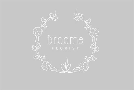 Broome Florist wedding flowers