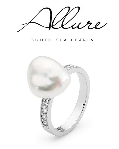 Allure South Sea Pearls, Kimberley Weddings