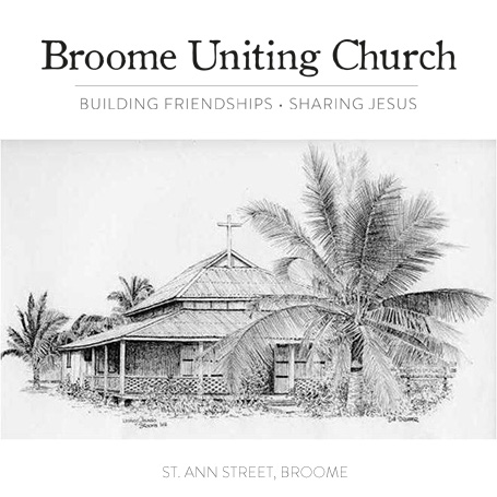 Broome Uniting Church, Kimberley Weddings