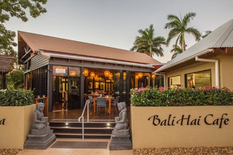 Bali Hai Resort & Spa, Cable Beach. Kimberley Weddings