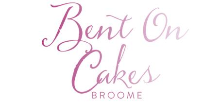 Bent On Cakes Broome, Kimberley Weddings