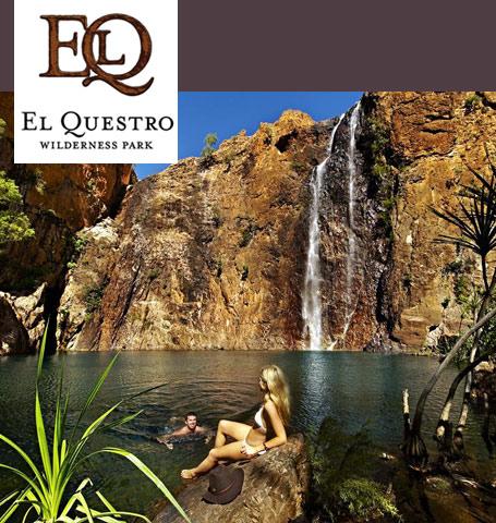 El Questro Wilderness Park, accommodation. Kimberley Weddings