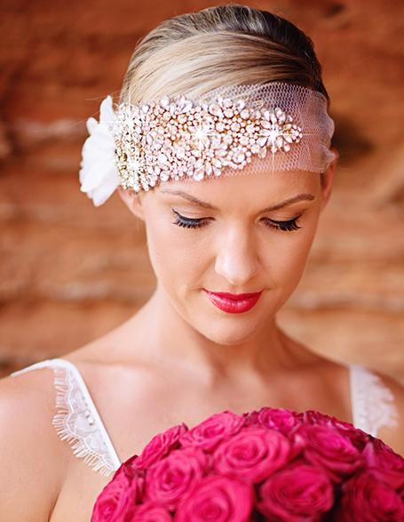 Effloresce Makeup by Marika Broome, Kimberley Weddings