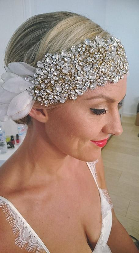 Captured by Krisma, Makeup Artist & Photographer. Kimberley Weddings.