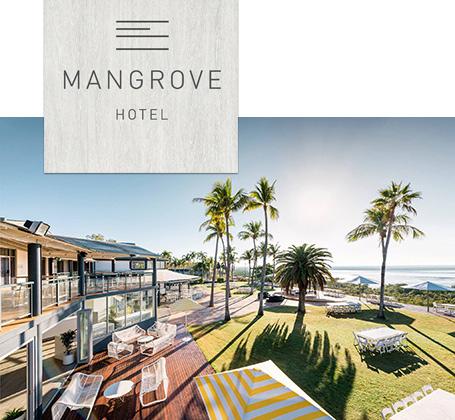 The Mangrove Hotel, wedding venue. Kimberley Weddings