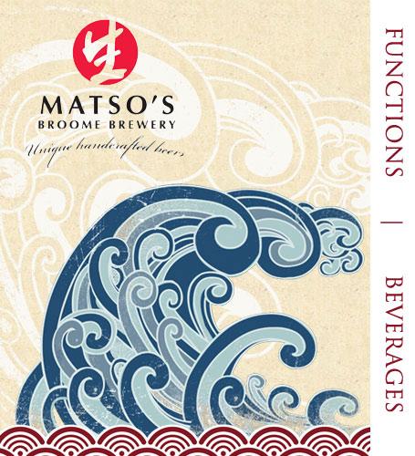 Matso's Broome Brewery, Kimberley Weddings