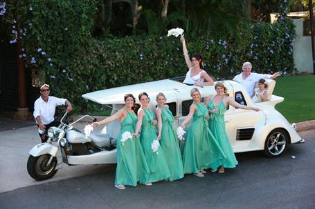 Broome Trike Tours weddings Kimberley