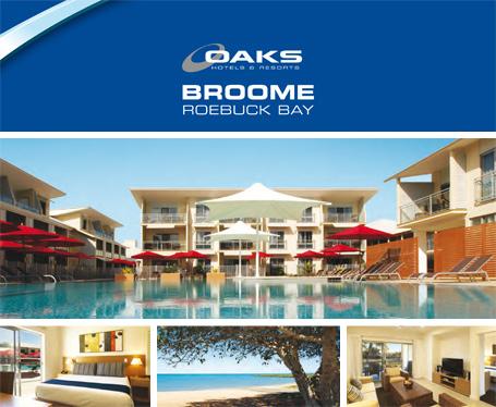Oaks Resort Roebuck Bay Broome, Kimberley Weddings