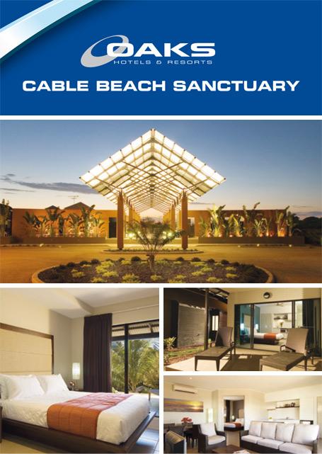 Oaks Cable Beach Sanctuary, Kimberley Weddings