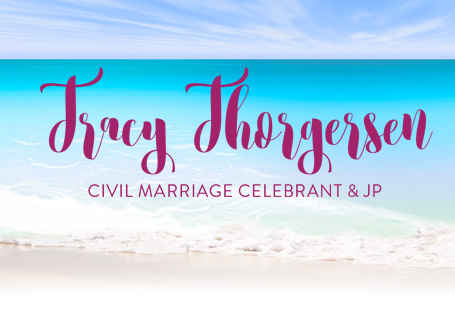 Tracy Thorgersen celebrant, Kimberley Weddings, Cable Beach