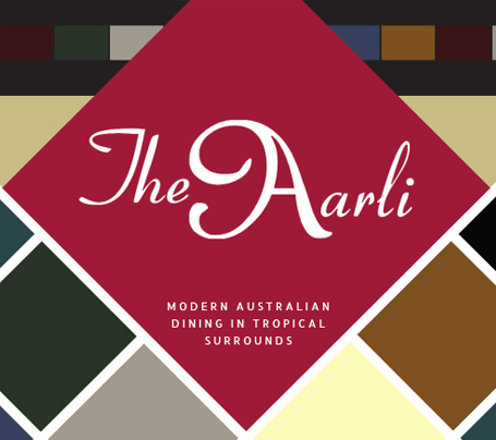 The Aarli for dining and catering, Broome. Kimberley Weddings