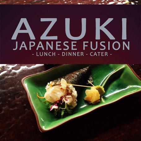 Azuki Japanese Fusion, catering Broome.
