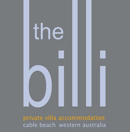 The Billi Resort, private villa accommodation, Cable Beach. Broome. Kimberley Weddings