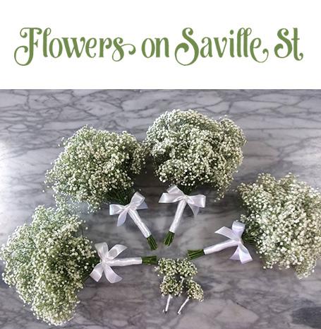 Flowers on Saville St Broome - Kimberley Weddings