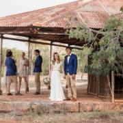 Yane Sotiroski, wedding story of Kerri and Wade Furtado. Kimberley Weddings