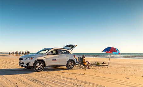 Broome Broome car hire for weddings parties and their guests