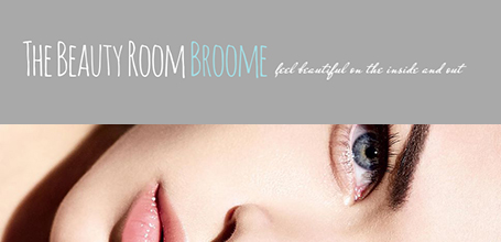 The Beauty Room Broome, wedding beauty specialists