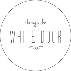 Through The White Door wedding gowns and bridal parties dresses