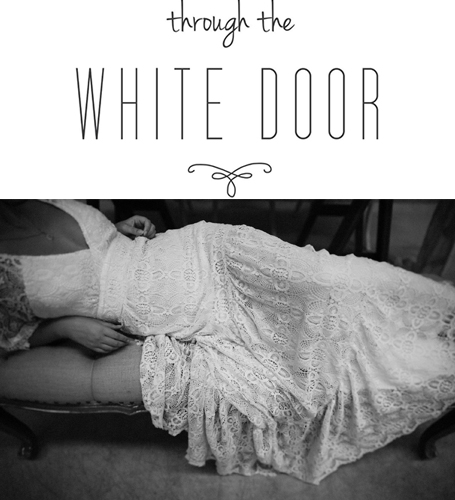 Through The White Door wedding gowns, bridal wear and bridesmaids dresses.